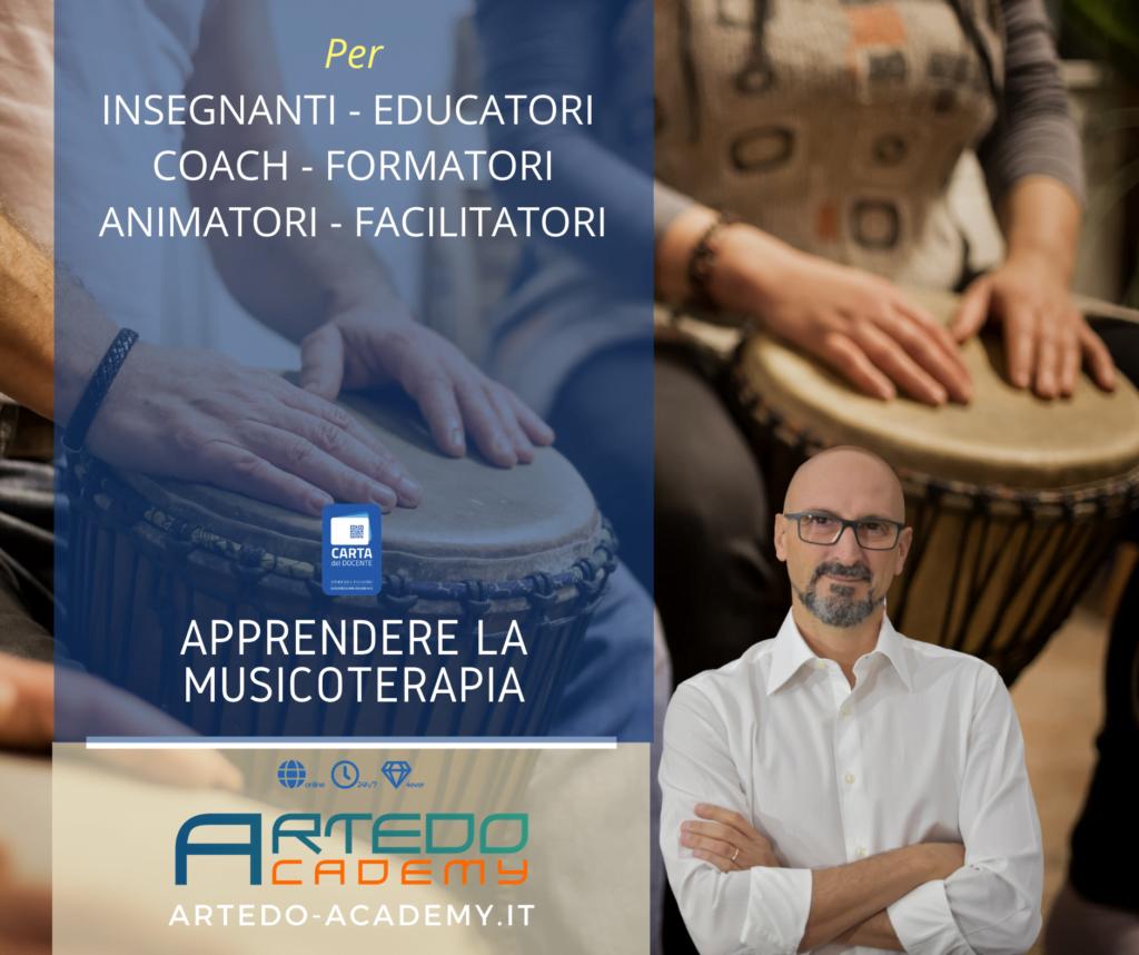 Apprendere la Musicoterapia