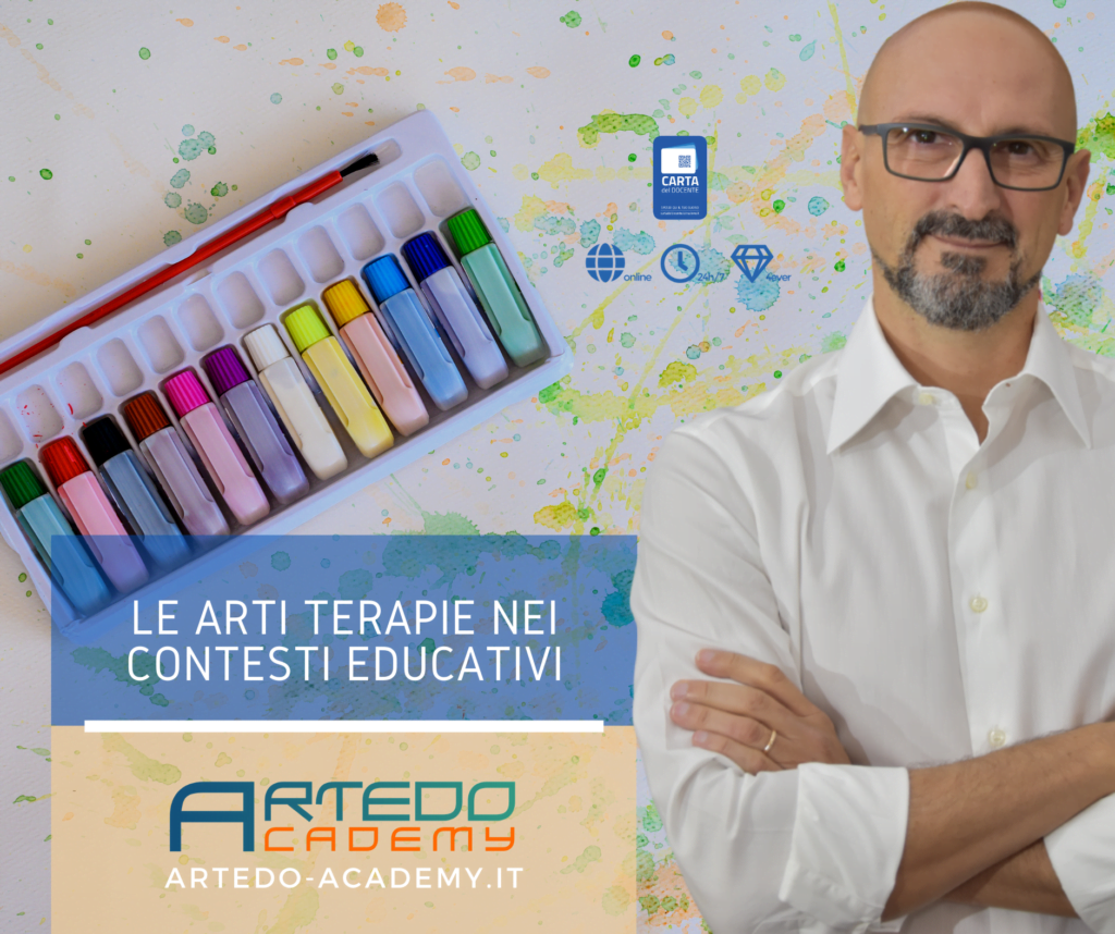 Le Arti Terapie nei contesti educativi