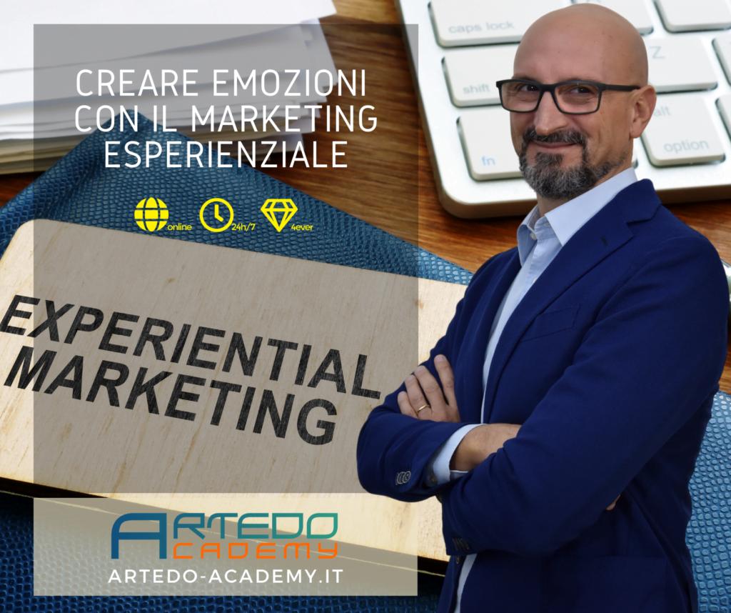 Marketing esperienziale-creare emozioni