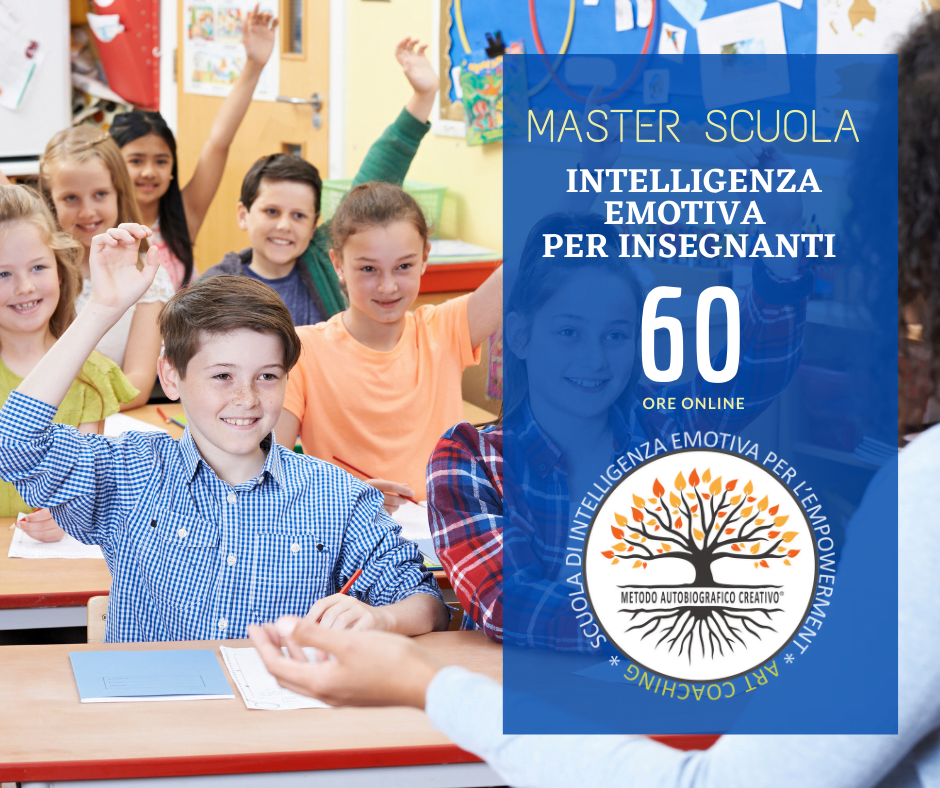 Master insegnanti Scuola Intelligenza Emotiva