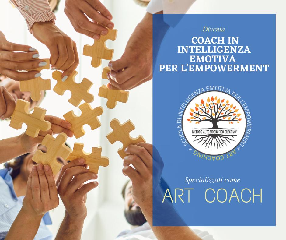 Art Coach Scuola Intelligenza Emotiva