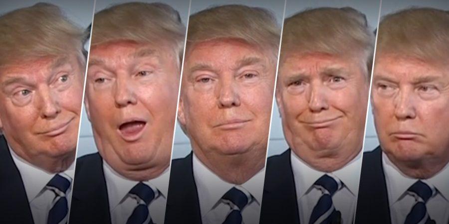 Il trionfo della mimica facciale: il caso Donald Trump