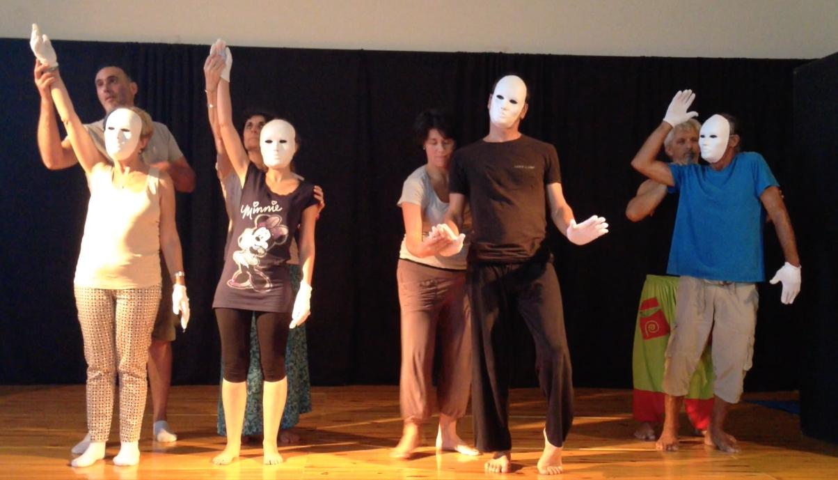 Cambiamenti: da comunità psichiatrica a compagnia teatrale