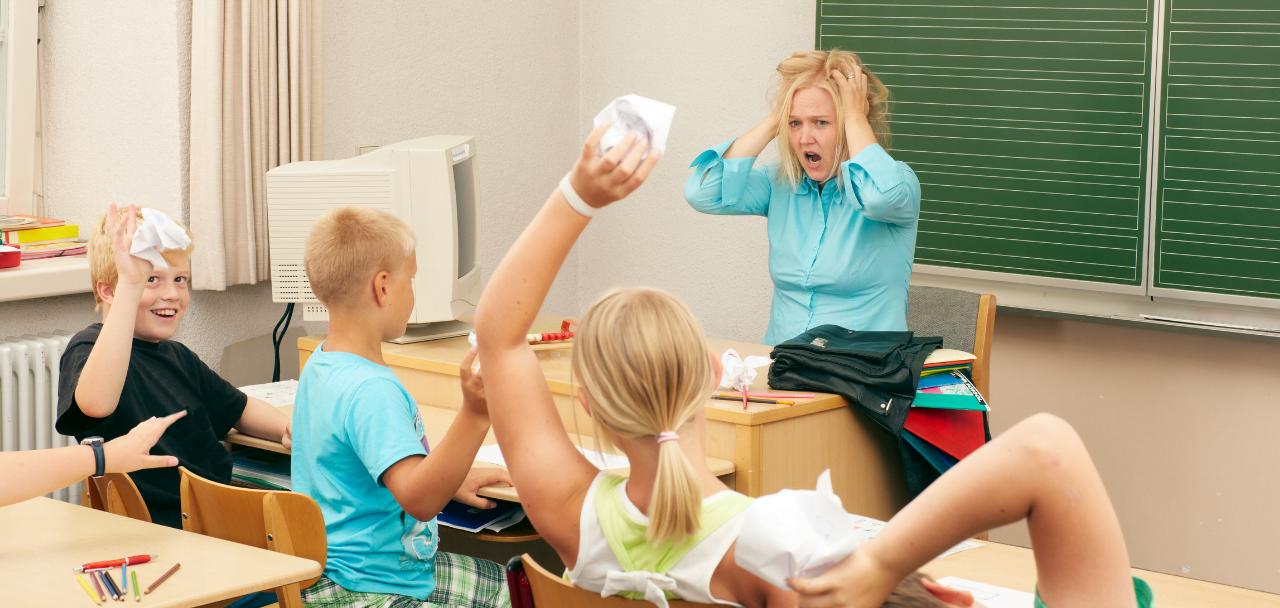 Il burn-out dell'insegnante: chi è esposto al rischio maggiore?
