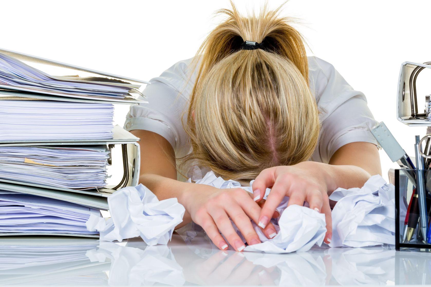 Burn-out: a rischio insegnanti e operatori sociali