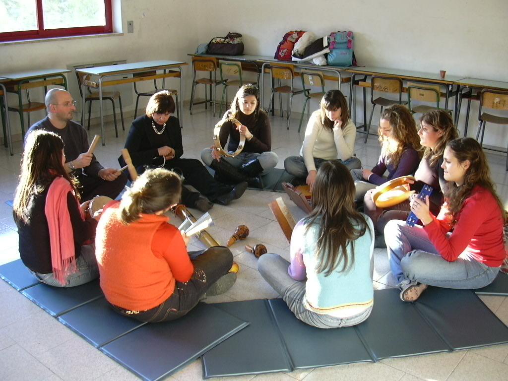 Musicoterapia in classe
