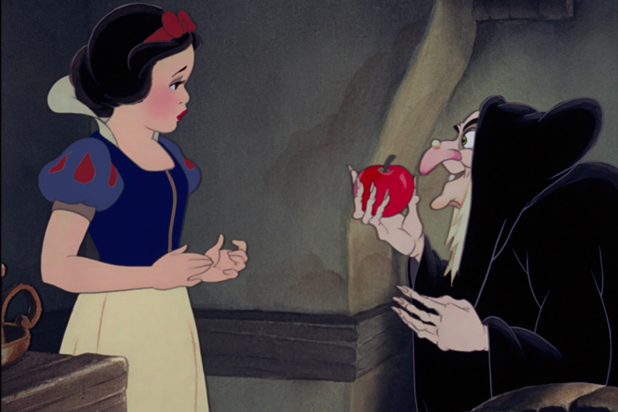 Biancaneve-e-la-strega