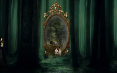 Lo specchio nella fiaba e l'incontro con la parte oscura di sé