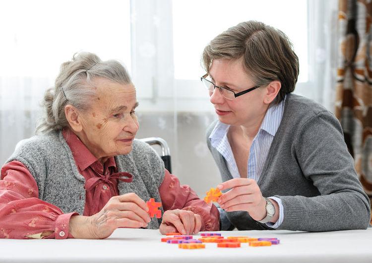 terapie non farmacologiche per la demenza