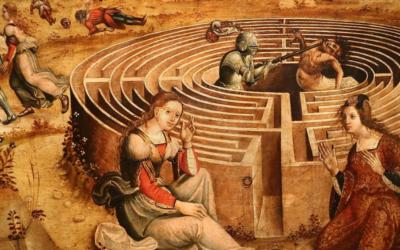 Mito e narrazione di sè: simbologia del labirinto del Minotauro