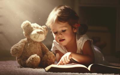 Leggere storie aiuta lo sviluppo armonico della personalità
