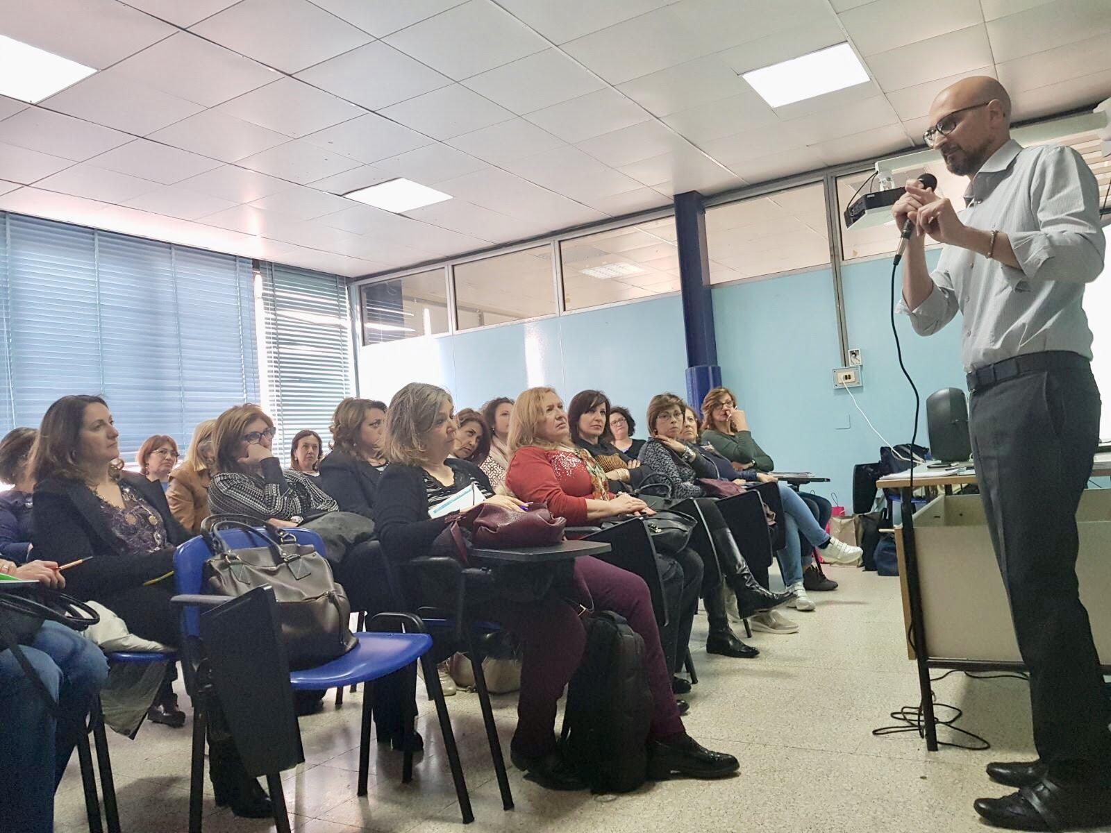 A Napoli la prima ora di lezione d'intelligenza emotiva in classe in Italia