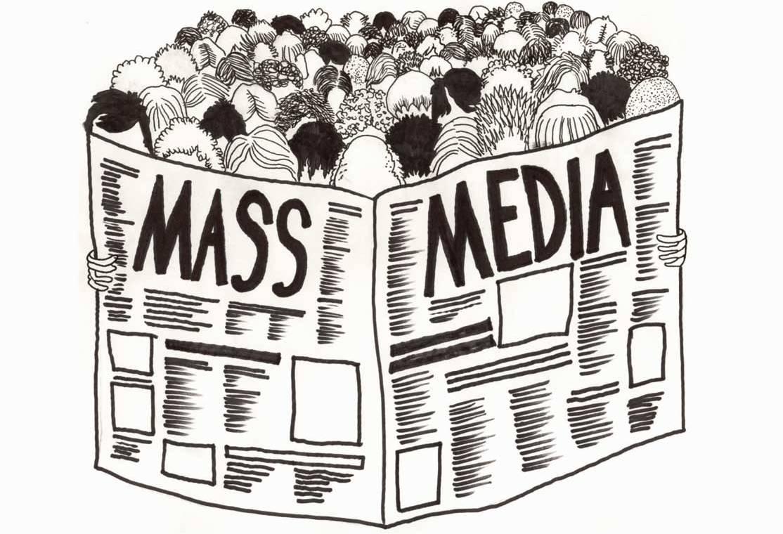 comunicazione di massa