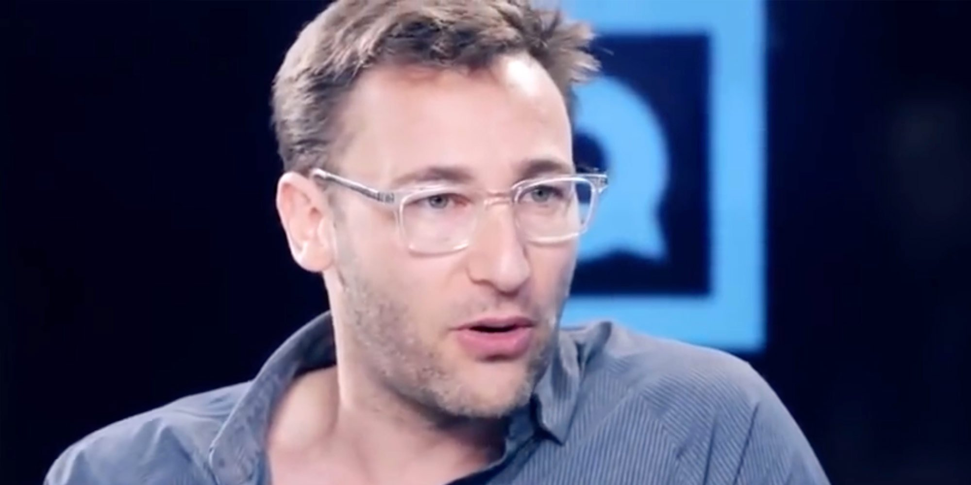Simon Sinek: i Millennials? Narcisisti, pigri ed egoisti