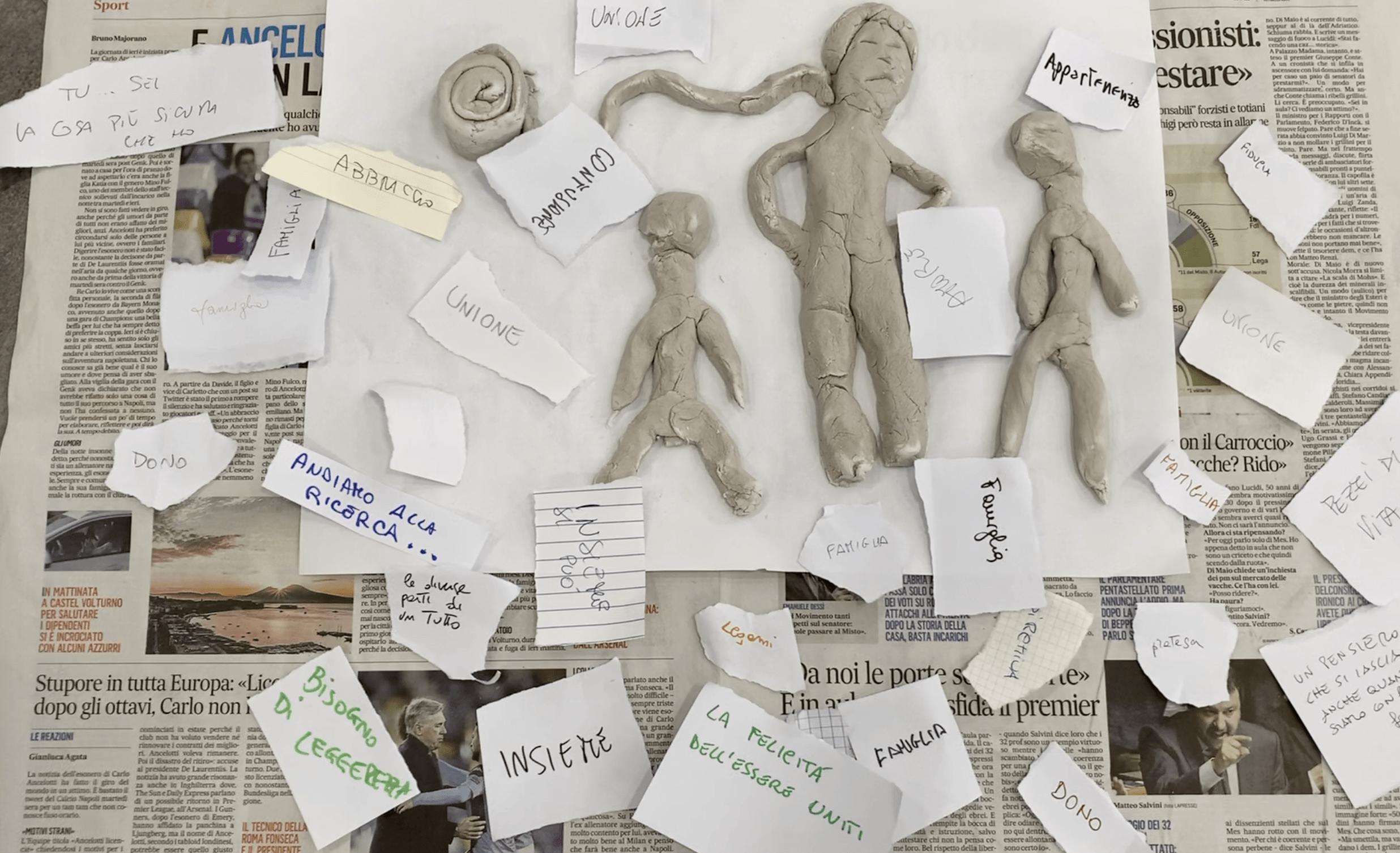 I Monumenti dell'Anima: la creatività per la scoperta di sé