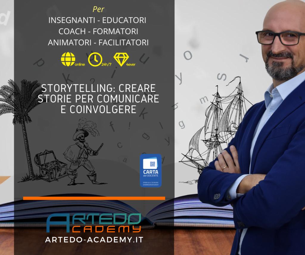 Storytelling comunicare e coinvolgere con le storie
