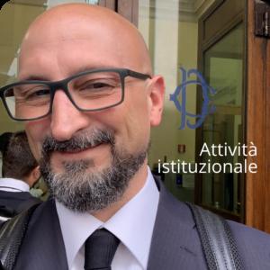 Attività Istituzionale - Stefano Centonze