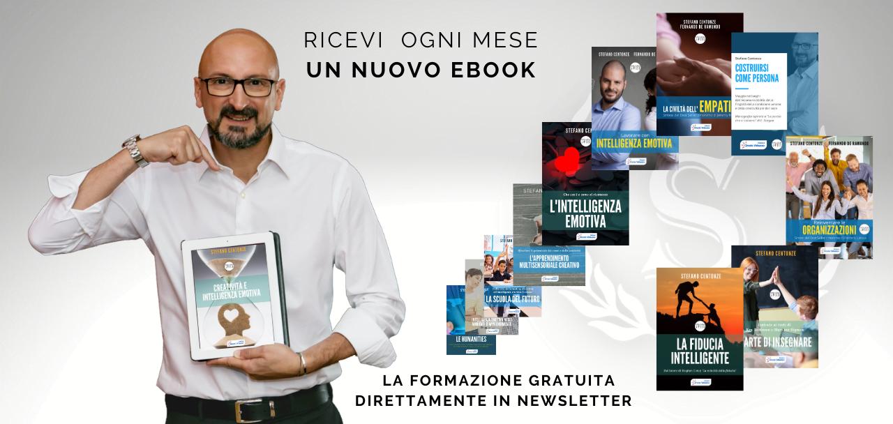 Un eBook al mese - Formazione GRATUITA su StefanoCentonze.it