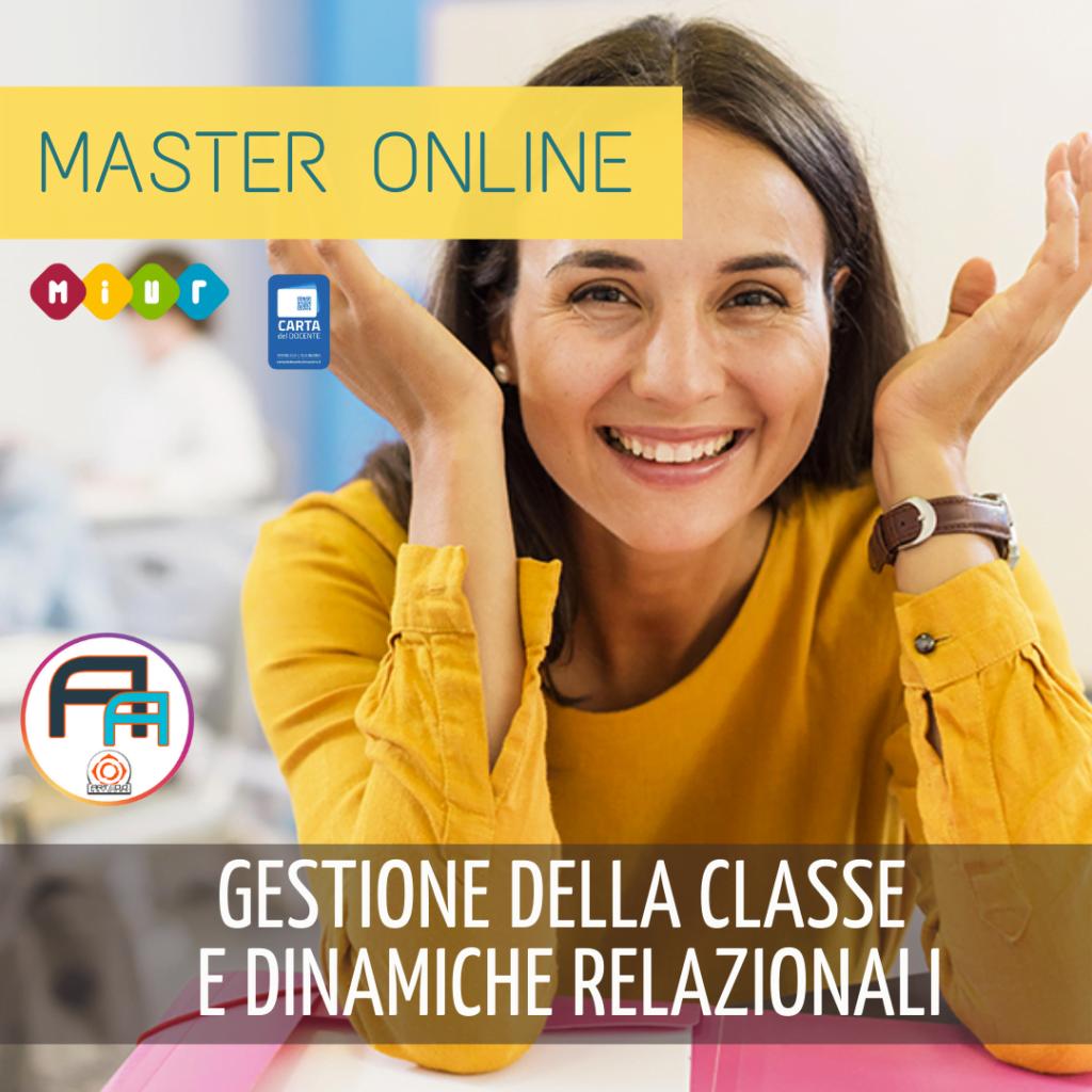 la gestione della classe e dinamiche relazionali